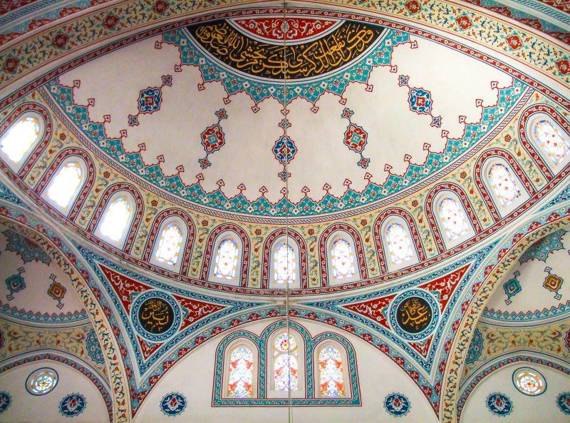 Manavgat Külliye Camisi Kubbesi