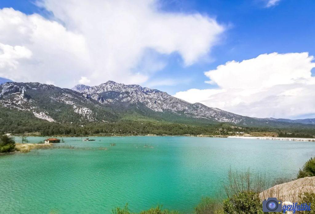 Akbaş göleti sulak alanı