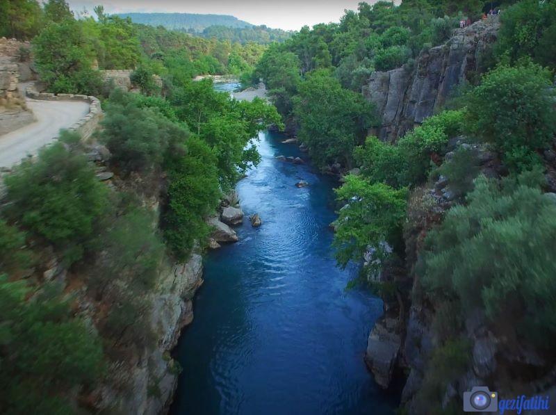 Tazı Kanyonu: Toroslar'ın üzerinde bir doğa mucizesi