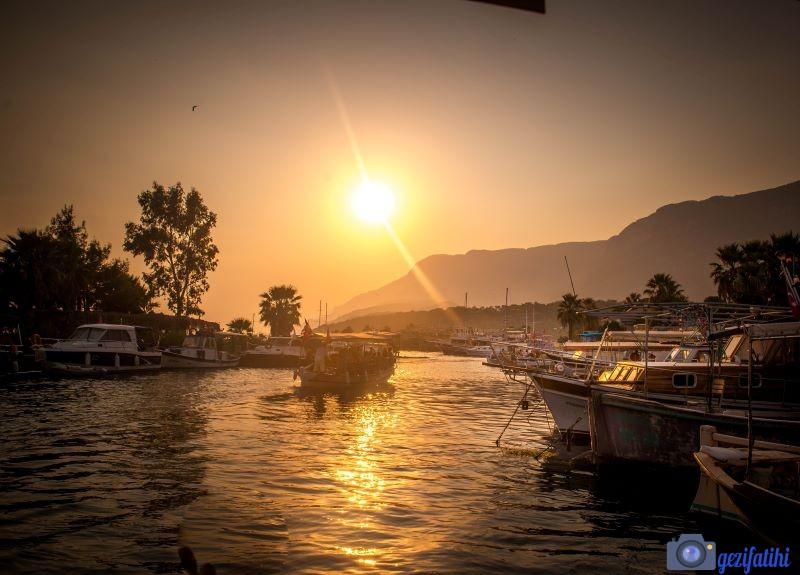 Azmak Nehri, Muğla, Ula Akyaka Tekne Turu